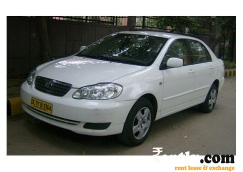 Car on Rent in Chandigarh