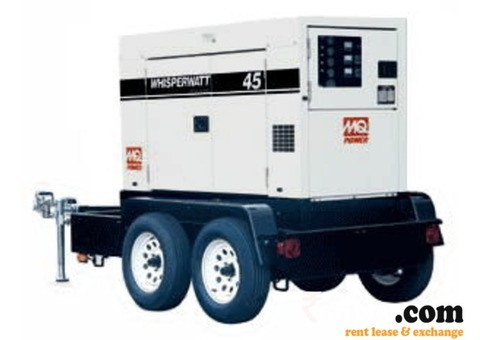 Genset on Rent in Chandigarh
