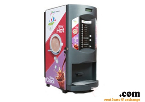 Vending Machine on Rent in Chandigarh