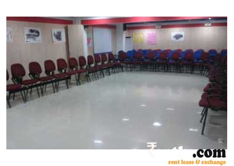 Conference Hall on Rent in Hyderabad