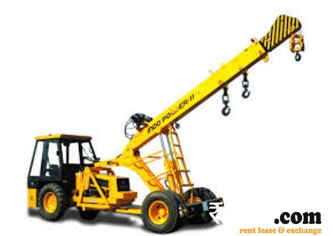Crane for Rent