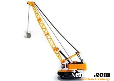 Cranes on Rent in Hyderabad