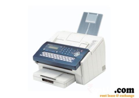 Panasonic Fax Machine on Rent in Hyderabad