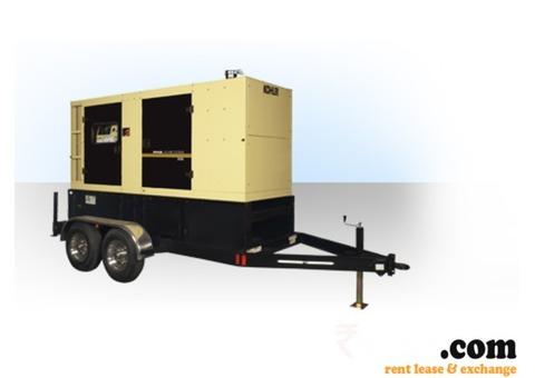Generator (10-50 KVA) on Rent in Hyderabad