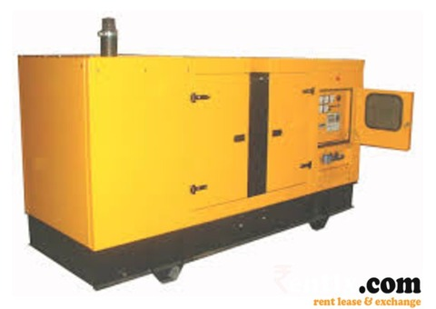 Generators on Rent in Hyderabad
