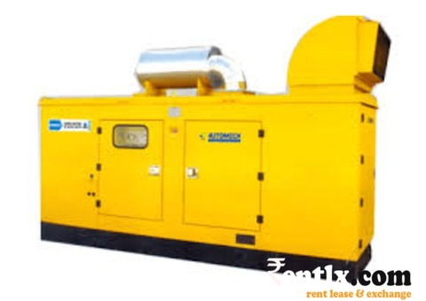 Generators for office on Rent in Hyderabad