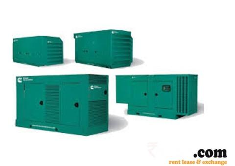 Commercial Generators on Rent in Hyderabad