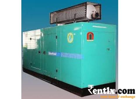 Generator on Rent in Hyderabad