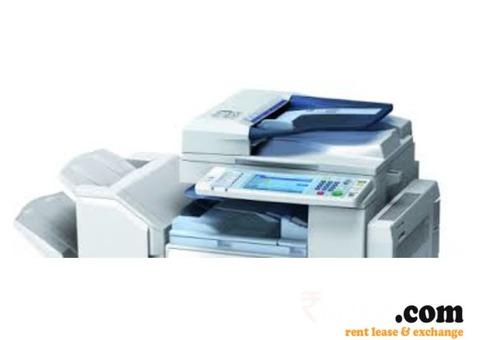 Photo Copier Machine on Rent in Hyderabad