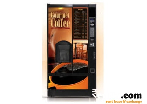 Coffee Vending Machine on Rent in Hyderabad