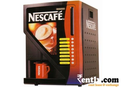 Nestle vending machine on Rent in Hyderabadd