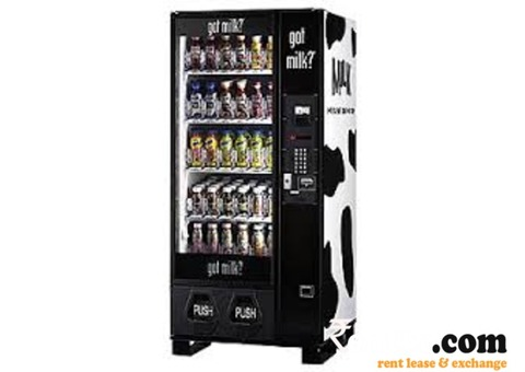 Vending Machine on Rent in Hyderabad