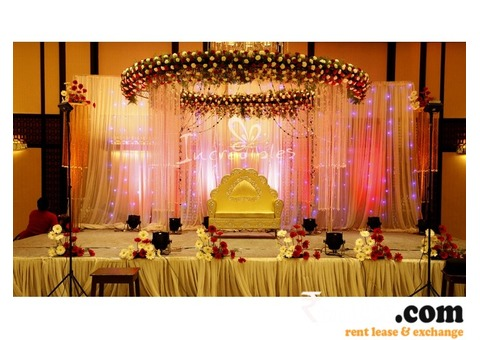 Marriage Hall on Rent in Coimbatore