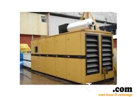 Generator on Rent in Coimbatore