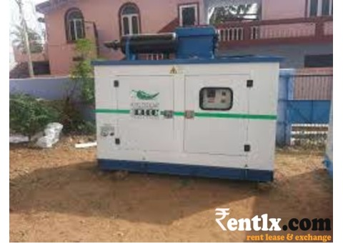 Generators on Rent in Chennai