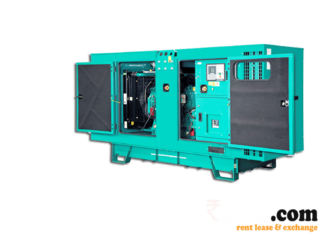 Diesel Generators on Rent in Bangalore