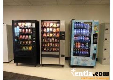 Vending Machine on Rent in Coimbatore