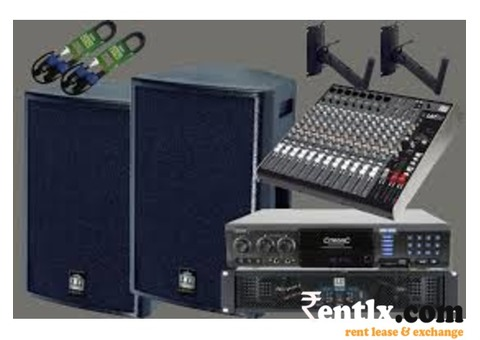 Audio Visual Equipment on Rent in Cochin