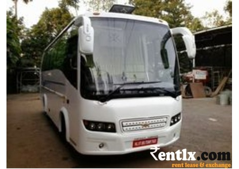 AC Deluxe Bus on Rent in Cochin