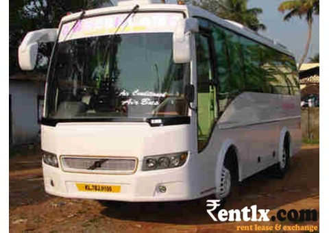 Travels Bus on Rent in Cochin