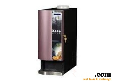 Coffee and Tea Vending Machine on Rent in Cochin