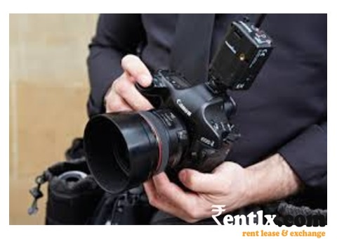 Photographers & Videographers on Rent in Cochin