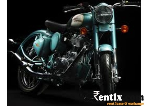Bikes on rent in Gurgaon and Delhi