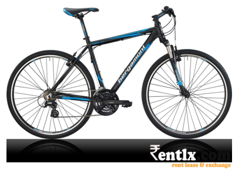 Bicycle for rent in Hyderabad