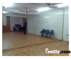 New Dance Studio on Rent on Minimal Hourly Charges