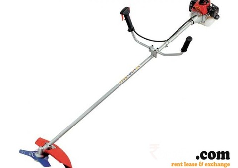 Bush cutter, grass cutter, Pressure washer for rent