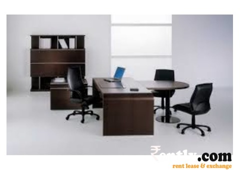 Office Furniture on Rent in Gugaon