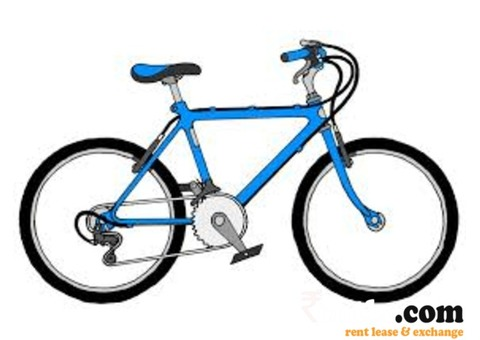 Bicycle for rent in Chennai