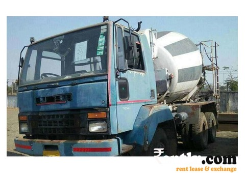 Transit mixer on rent in Bhopal