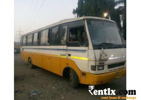 Tata 909 Bus on Rent in Navi Mumbai.