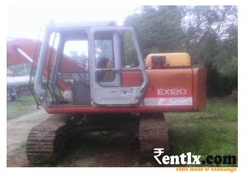 Hitachi ex120 on Rent in Tiruppur