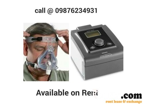 CPAP BIPAP Oxygen Concentrators on rent in Jalandhar