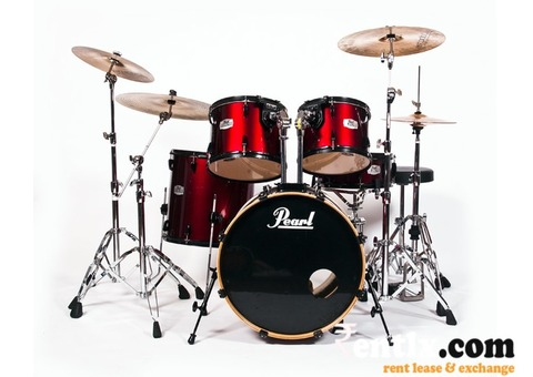Drumset on Hire in Mumbai