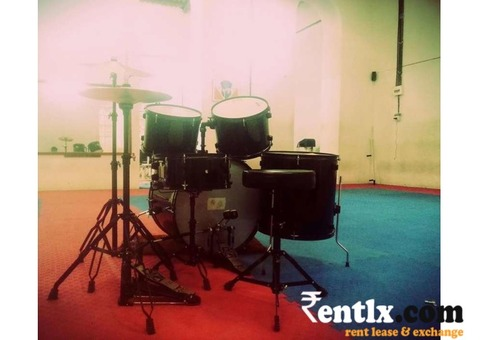 Drum for rent in Bengaluru