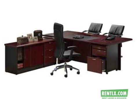 office furniture rent in jaipur