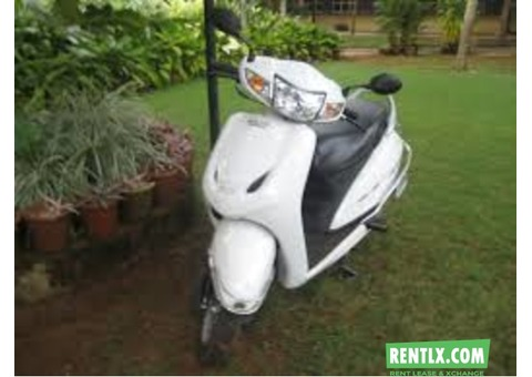 Activa, Access And Bikes on Rent in Ahmedabad