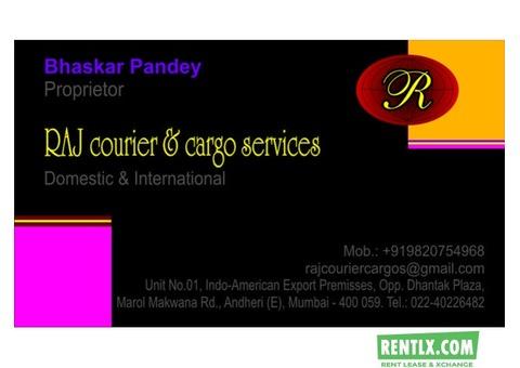 Raj Courier & Cargo Services