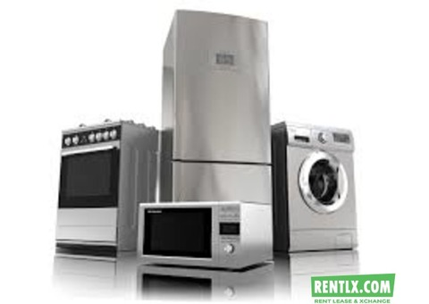 Home appliances for rent in Gurgaon
