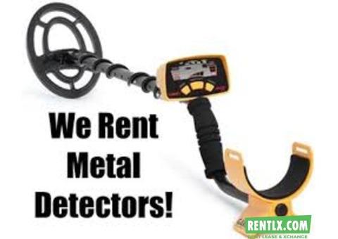 Metal Detector on Rent in Bengaluru