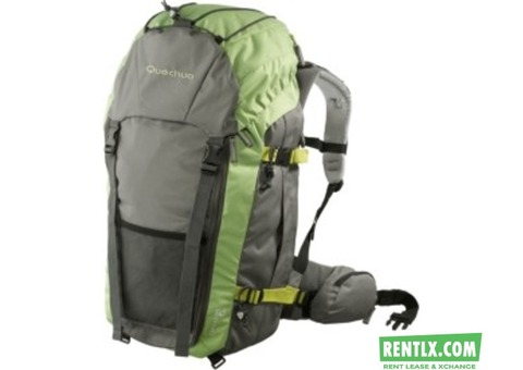 Quechua Trekking bags on Rent in Bengaluru