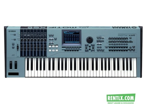 Yamaha Motif XF-6 for rent in Bhopal