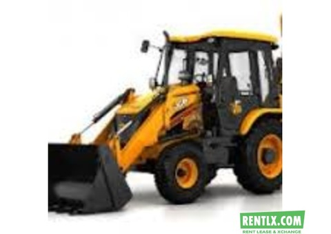JCB on Rent in Nellore