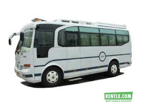 Mini bus rental in Udaipur, Jaipur