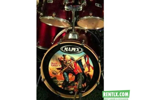 Mapex Q Series drum kit For Rent In Nagpur