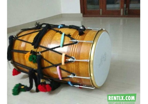 New Punjabi Dhol On Rent