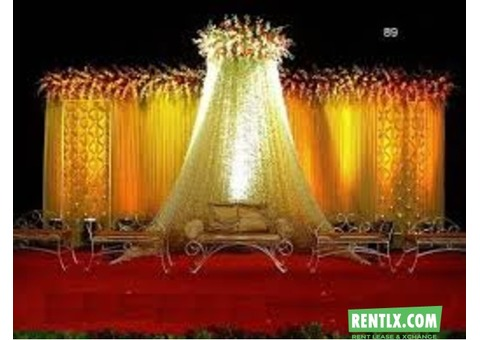 Party & Wedding Flower Decorators in Hyderabad